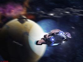 Engage the FTL drive by ILJackson
