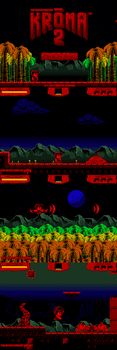Adventures of Kroma 2 Demo Preview by THX1138666
