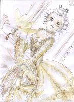 Yellow Antoinette by Royal-Anime-Club