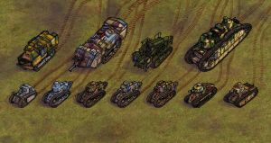 Shadowless Tanks Pt.1.1 by wingsofwrath