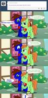 Ask 100! YAY! XD - Ask Sotfbeat Tumblr by BG93-Sketches