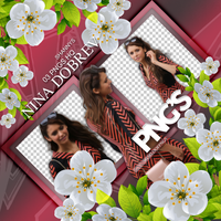 Pack Png 668 - Nina Dobrev by worldofpngs