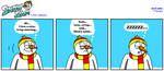 Snow Sam Comic 79 by BluebottleFlyer
