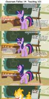 Classroom Follies 14 by Birdco