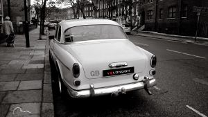 :: i love london car by moiraproject