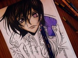 Code geass by DoreiShounen
