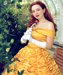 Belle (6) : The rose by JessyB-Design
