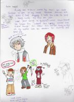AMAZINGLY OLD letter by Natomi