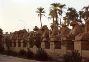 Luxor temple stock 4 by rustymermaid-stock