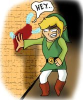 Link Finaly Explodes by Alakalf