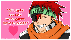 Valentines Day Card : Lavi by Sorceress2000