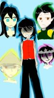 Xiaolin Chronicles/Showdown:Change the life of an  by Black-white123