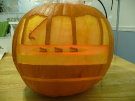 Pitfall Pumpkin 2 by ceemdee