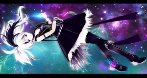 [MMD] Universe ~ by o-DeadSilverVirus-o