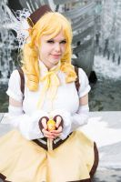 Mami Tomoe - Make A Wish by Flaming-Goddess