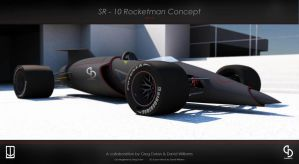 SR10-Rocketman Concept by wizzoo7