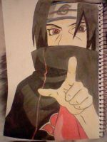 Itachi Uchiha by inspired118