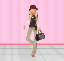Icon Fan Style Fashion by Brandee-Ssj-Doll