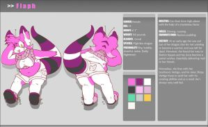 Flaph -Character Sheet- by kittygurl521