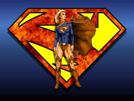 New 52 Supergirl MMcdArt by Superman8193
