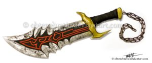 Nerd sword FOR SALE by Obtenebratio