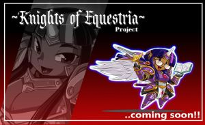 Mlp KNIGHTS OF EQUESTRIA  Twilight teaser by ShoNuff44