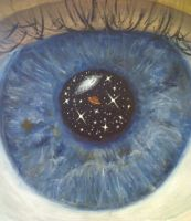 eye galaxy by 00sally00