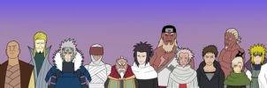 Kages by jimjimfuria1