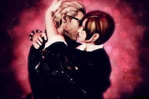 Love With The Spy. (First Render ) by CYRUSFELDER22