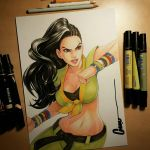 Laura sfv by Omar-Dogan