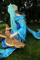 League of Legends: Sona - XIII by MyReasonInLife