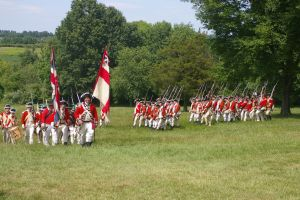 Battle of Monmouth 28 by uglygosling