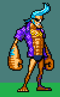 Franky Sprite by thenardsofdoom