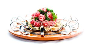 Food plate by StudioRozman