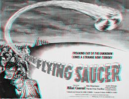 The Flying Saucer 3-D conversion by MVRamsey
