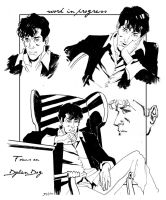 f o c u s . on . Dylan Dog by ValeLuche