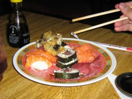 sushi by chaangel