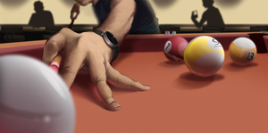 Billiards by Jabnormalities