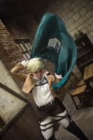 SNK: Time To Ride by SkywingKnights