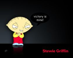 STEWIE GRIFFIN by ghostbone