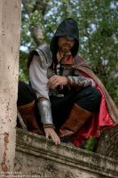 Ezio Cosplay by Kolin-Roberts