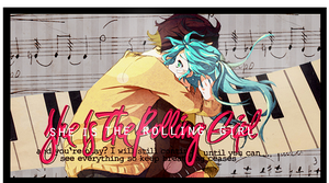rolling girl by animeeditions123