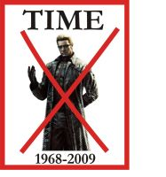 Time Magazine Cover Wesker is Dead by ChrisNext