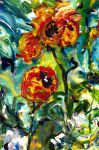 Poppies LProctor by LaurieLefebvre