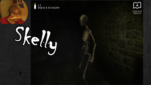 Skelly-Welly-Was-A-Bear GIF by Vendus