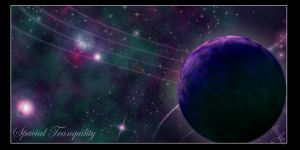 Spacial Tranquility by Lizzys
