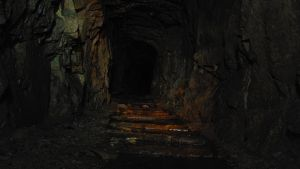 Abandoned Mine, Lier, Norway by francis1ari