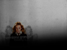 Hermione Granger Wallpaper by catecatti
