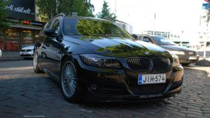 BMW Alpina D3 BiTurbo by ShadowPhotography