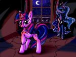 .:A Sparkle in the dark:. by amy2sa-fan